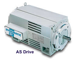 Eddy-Current Drives - Dynamatic AS Drive