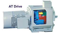 Dynamatic AT Adjustable Speed Drives