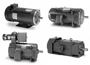 Baldor Dc Motors Available At Carotron