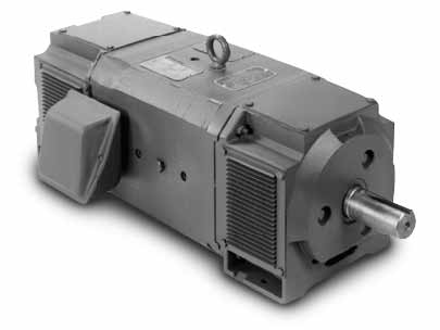RPM III Wound Field SCR Motors by Baldor