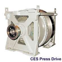 CES Press Drive by Dynamatic