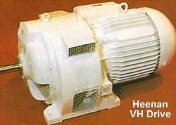 Heenan VH Eddy-Current Drive