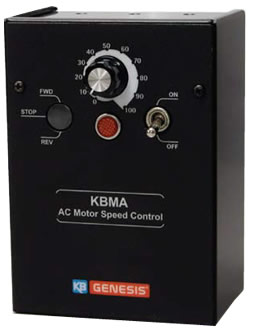KBMA DC Drives by KB Electronics