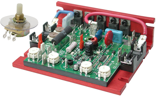 KBMM Series DC Drives by KB Electronics