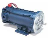 Explosion Proof DC Motors by Leeson