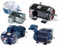 AC Motors by Marathon Electric