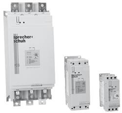 Sprecher & Schuh PCS Softstarters