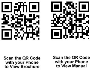 Frequency to Voltage Module QR Codes