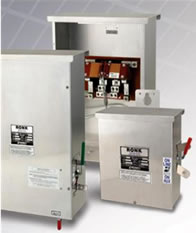Ronk Electrical Manual Transfer Switches