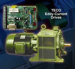 TECO Eddy-Current Drives