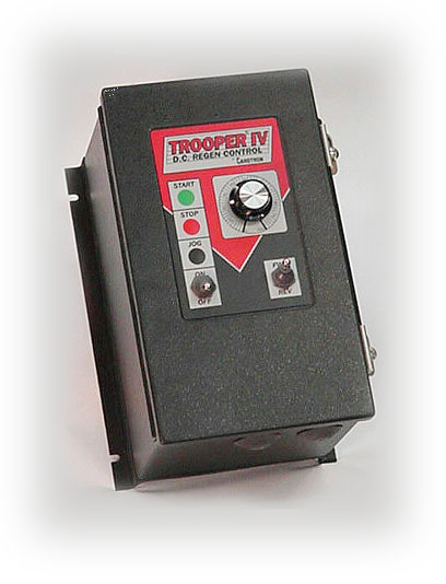 Industrial Motor Control Trooper Iv Trc602 Series Regen